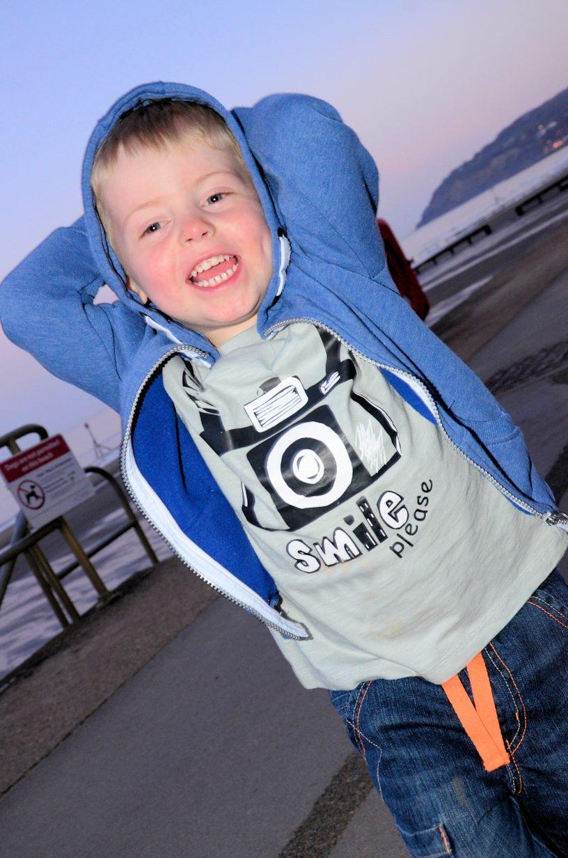 Photographer's Son!