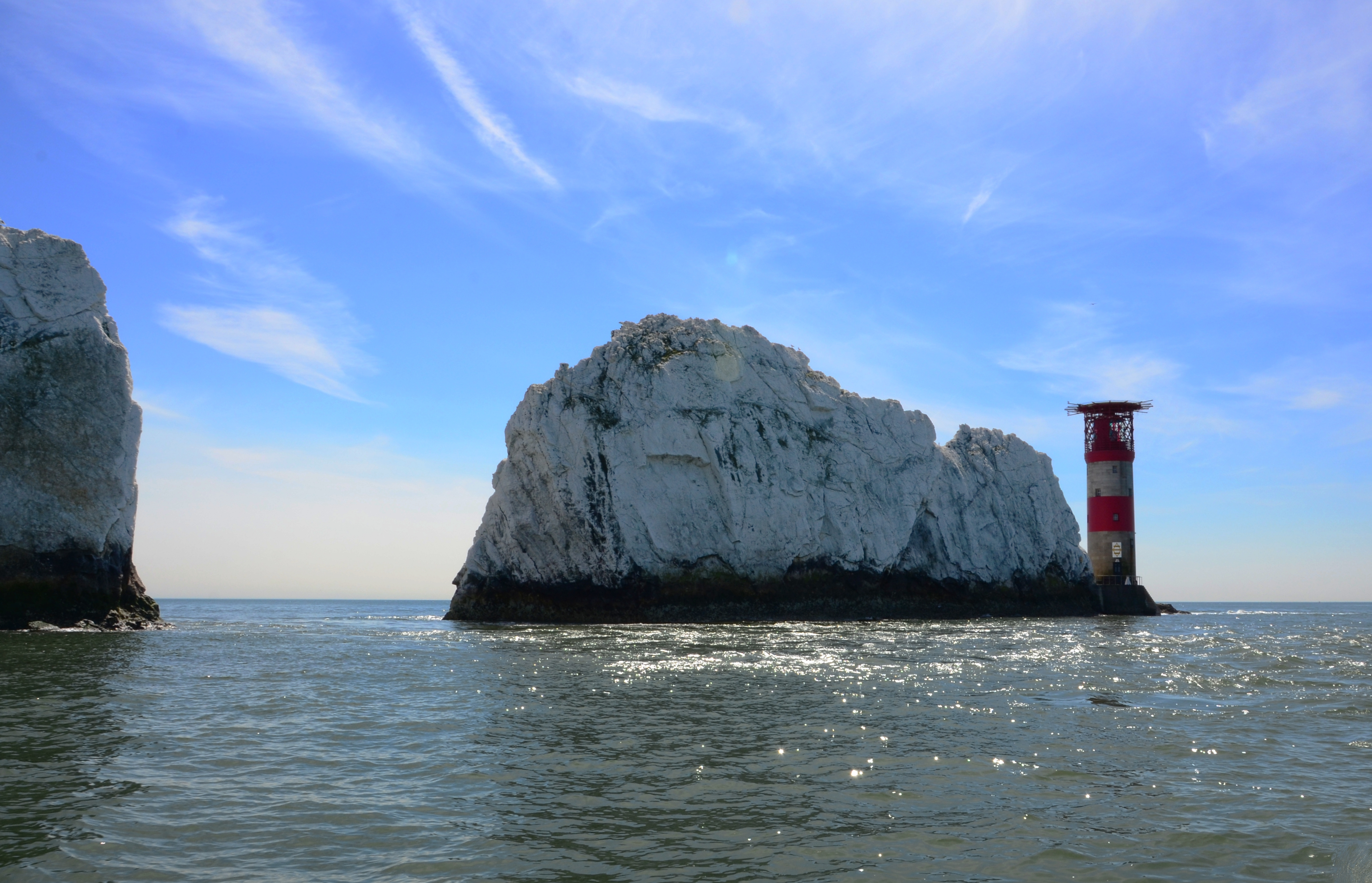 The Needles - Lighthouse