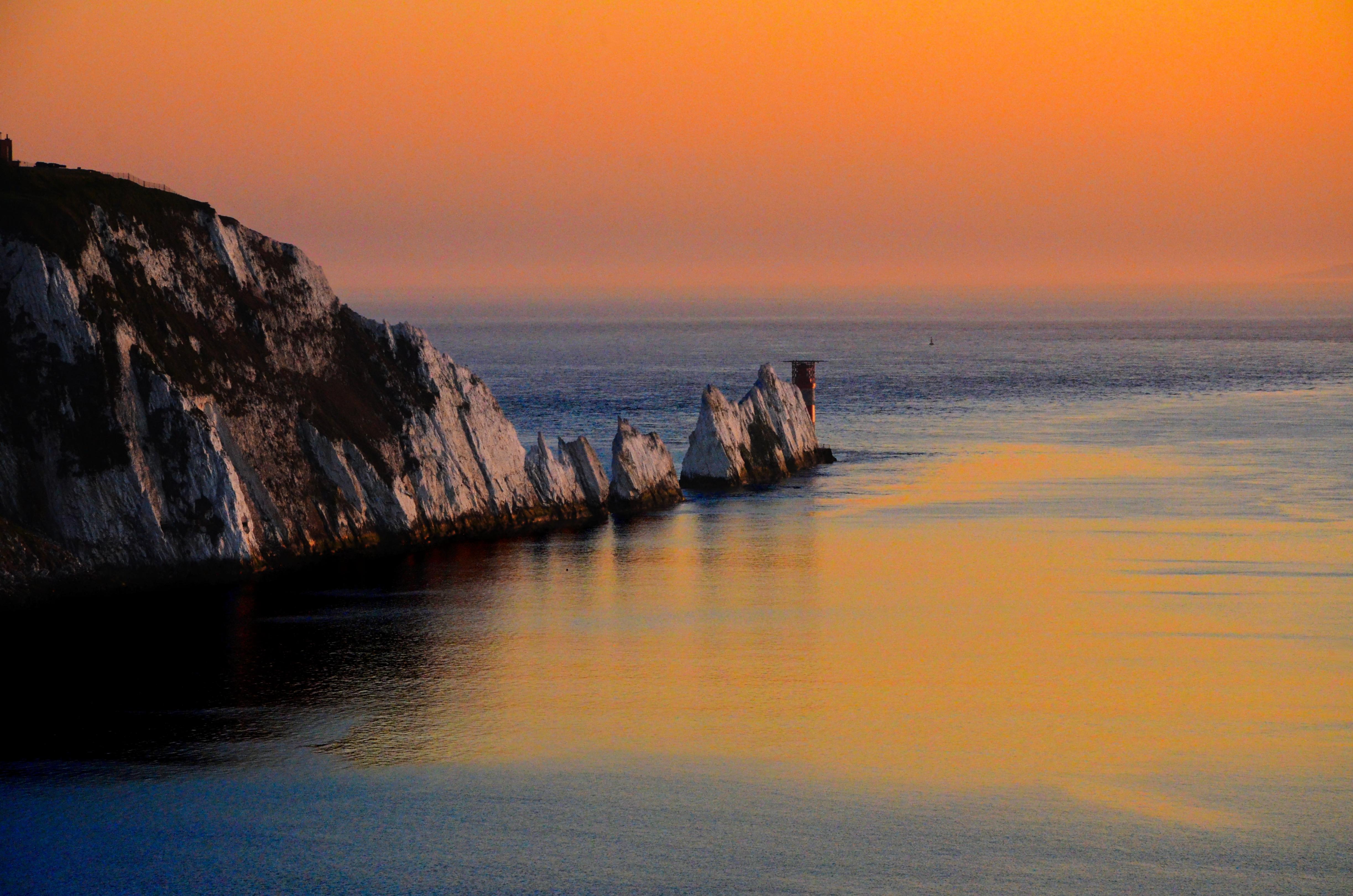 Lighthouse - Sunset