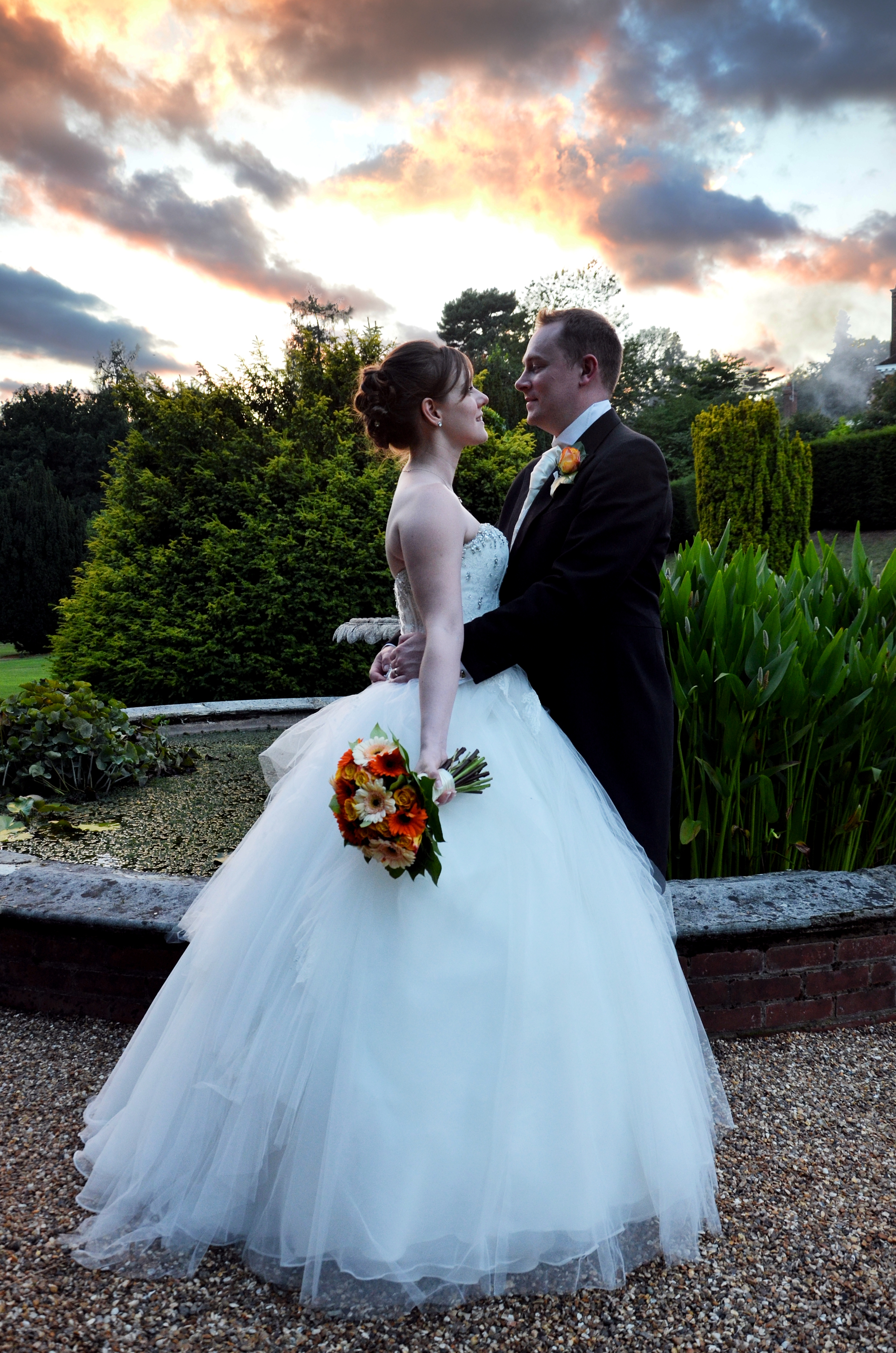 Hunton Park Wedding Photographer