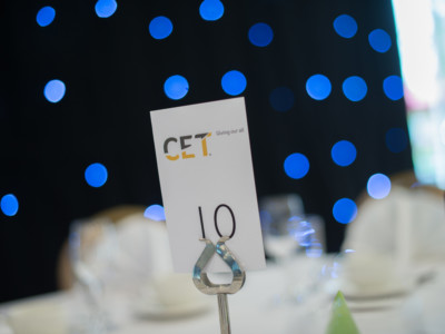 CET – 2018 Awards
